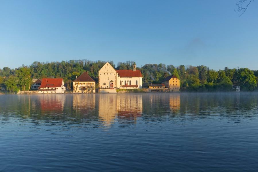 Mytische Orte am Oberrhein - Rheinfelden – Bad Säckingen