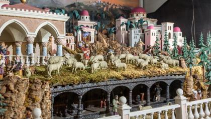 Weihnachtsberg in der Manufaktur der Träume