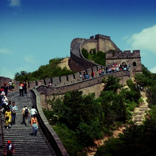 Chinesische Mauer, Badaling