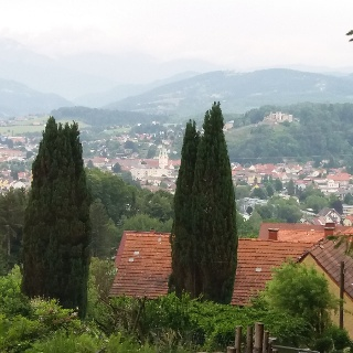 Ausblick Voitsberg