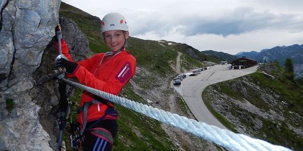 Klettersteig Sophie