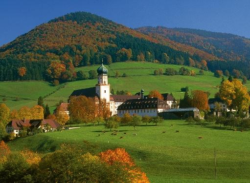 Mytische Orte am Oberrhein - Neuenburg – Münstertal
