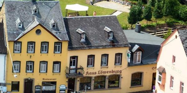 Hotel Restaurant Haus Löwenburg 2