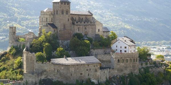 Schloss Valère.