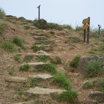 Wanderung entlang des Lantau Trails