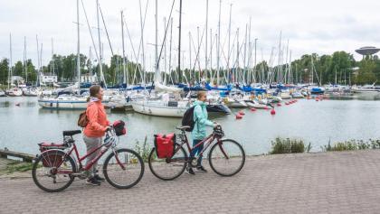 The inhabitants of Western Uusimaa are keen sailors