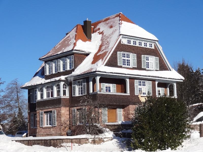 Seebach - Winterwanderung Ruhestein - Darmstädter Hütte