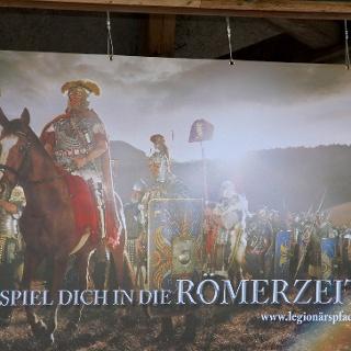 Ausflug in die Römerzeit.