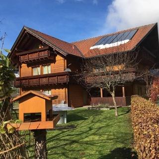 Landhaus Dajana im Herbst