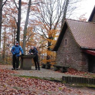 An der Wallburgiskapelle
