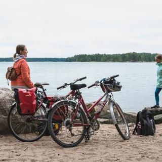 Suomen etelärannikko on huikean kaunis