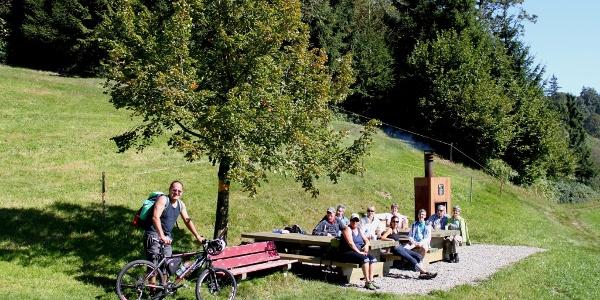 Grillstelle auf der Obstaldenegg, Schüpfheim