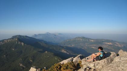 Vista desde el Puig de Galatzó
