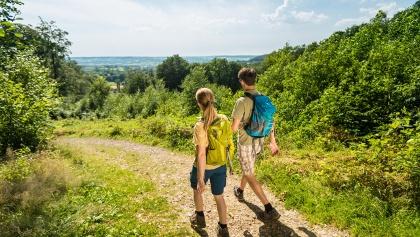 Wandern am Dreiländerpunkt
