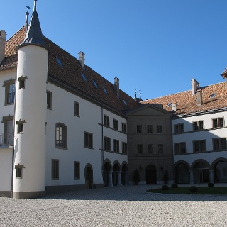 Schloss Allaman.