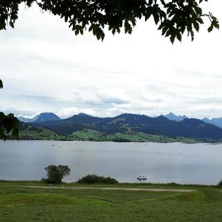 Sihlsee - Grösster Stausee der Schweiz