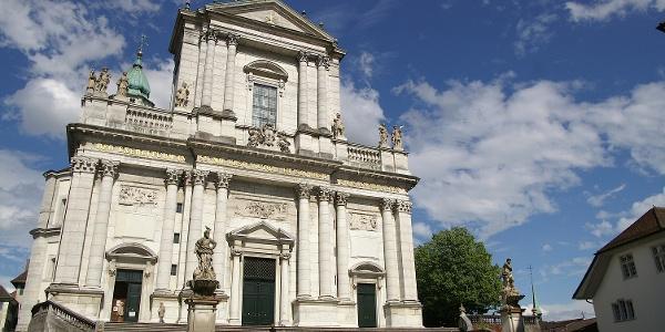 St. Ursen-Kathedrale.