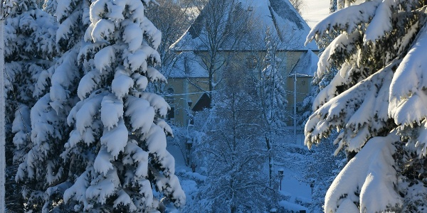 Winterwandern in Seiffen