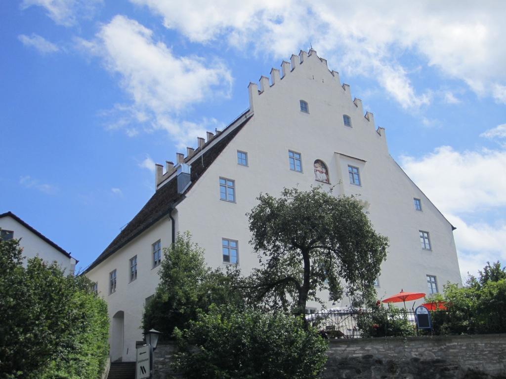 Schloßmuseum Murnau / Aussenaufnahmen (Schloßmuseum Murnau, Bildarchiv)