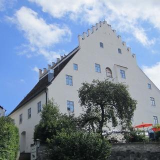 Schloßmuseum Murnau / Aussenaufnahmen
