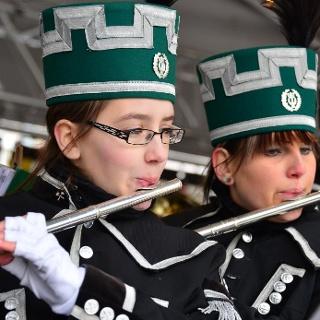 Bergparade Musikanten