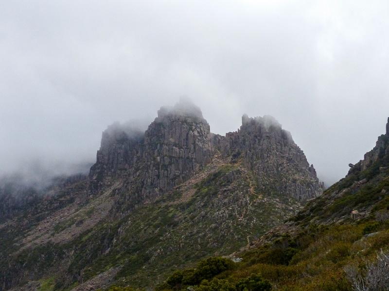 Mt. Ossa & Wadleys Hut Track - Auf den höchsten Berg Tasmaniens