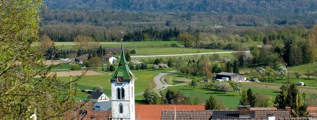 Aussichtspunkt Alpenblick