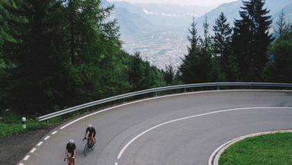Aufstieg zum Col de la Forclaz