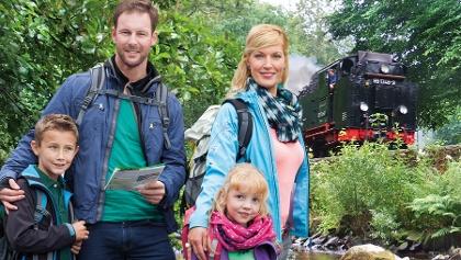 Das Schmalspurbahnfestival - Ein Fest für die ganze Familie!