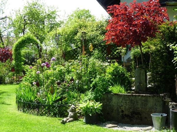 Leimbachs kleine Gartenwelt (Roberta und Peter Leimbach)