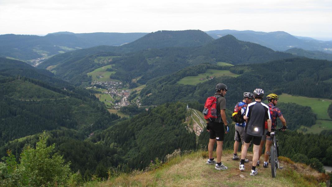 Schwarzwaldcross Biedermann-Route