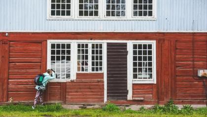 Old settlements in Ruotsinpyhtää