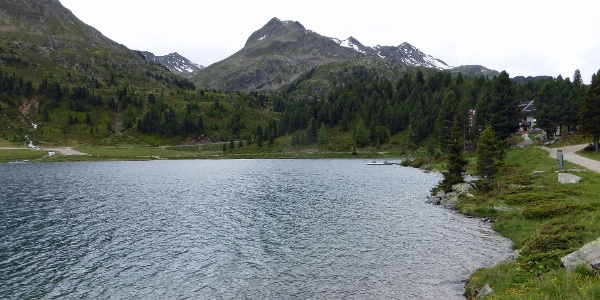 Start am Obersee