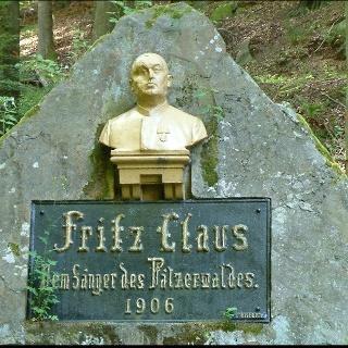 Fritz Claus Denkmal