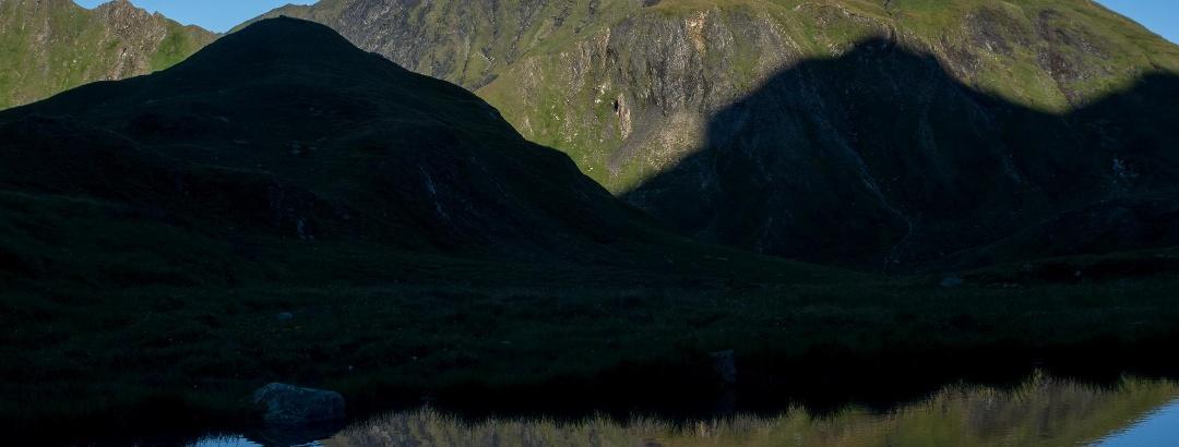 Licht & Schatten in der Greina Foto: