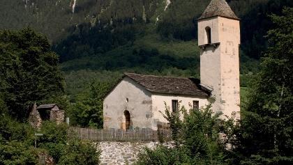 Kirche in Clugin