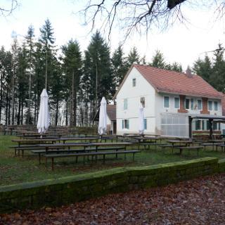 Das Waldhaus Schwarzsohl