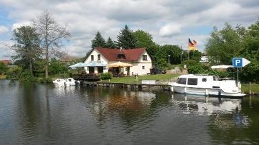 Bootshaus Bandelow