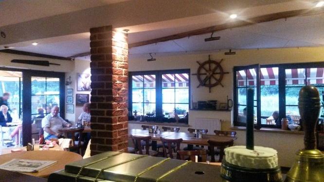 Bootshaus Bandelow-Gaststube