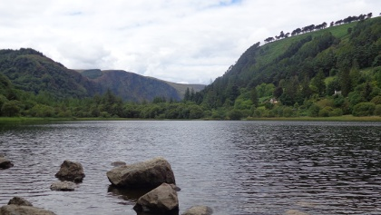 Glendalough's Upper Lake