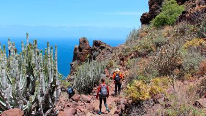 Wanderung im Teno-Gebirge