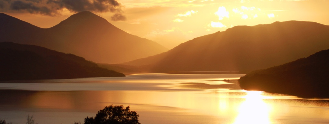 Loch Tay Sunset