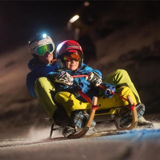 Skiarena Klausberg - Rodeln