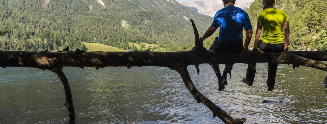 Etappe 2 - Hintersteiner See