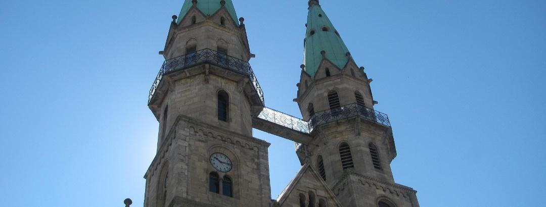 Stadtkirche in Meiningen