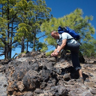 Im Teide-Nationalpark