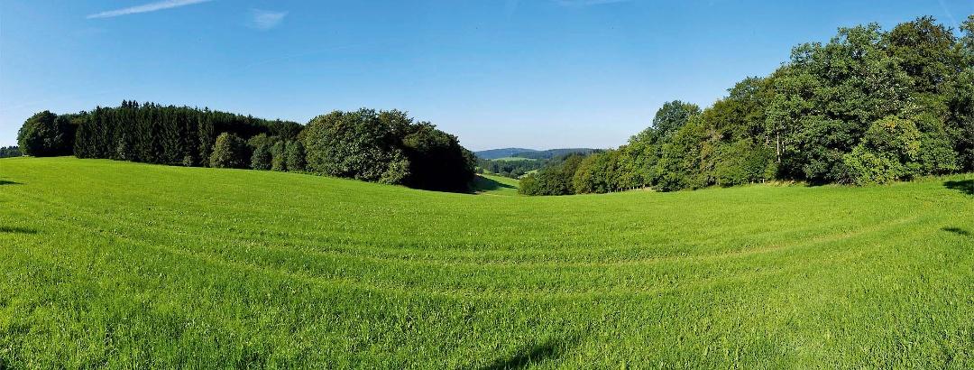 Landschaft um Marienheide