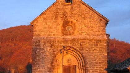 Kapelle in Roncesvalles
