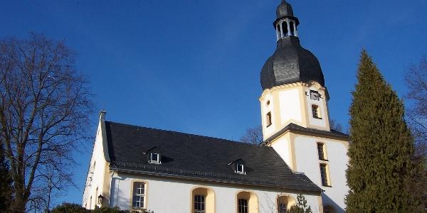 Kirche Jößnitz