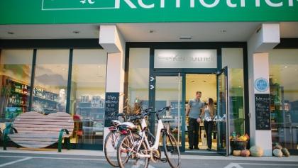 Genussradeln Steirerkraft Kernothek St. Ruprecht (c) TV St. Ruprecht die mosbachers